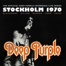 CD DEEP PURPLE - LIVE IN STOCKHOLM 1970 (2014) CD DPLO NOVO/LAC IMP