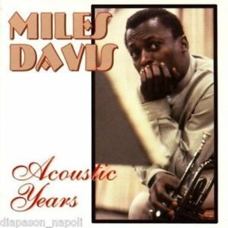 CD MILES DAVIS - ACOUSTIC YEARS (USADO)