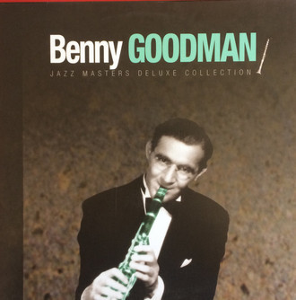 LP BENNY GOODMAN - JAZZ MASTERS DELUXE COLLECTION (2015) NOVO/LAC