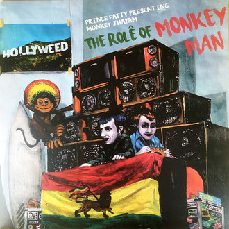 "LP MONKEY JHAYAM ""THE ROLE OF MONKY MAN"""
