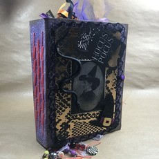 HOCUS POCUS - HALLOWEEN JUNK JOURNAL