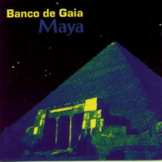 CD BANCO DE GAIA - MAYA (CD USADO)
