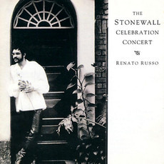 CD RENATO RUSSO - THE STONEWALL CELEBRATION CONCERT (CD USADO)