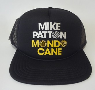 Boné Mondo Cane Mike Patton