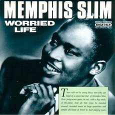 CD MEMPHIS SLIM - WORRIED LIFE (CD USADO)
