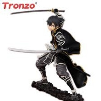 Banpresto Sword Art Online Code Register GOKAI Kirito