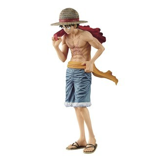 Banpresto Magazine One Piece Monkey D. Luffy (Ver A) Vol 2