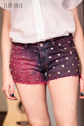 M.Officer Pink Short