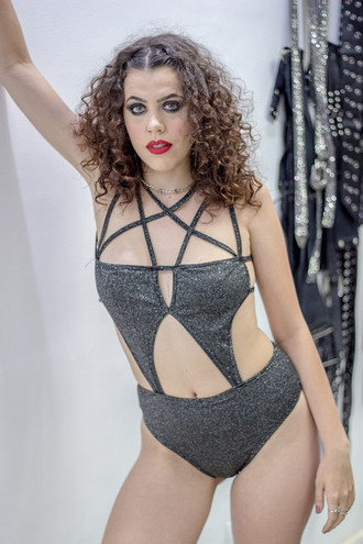Body Harness Sparkle