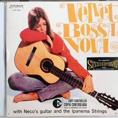 CD  NECO'S GUITAR AND THE IPANEMA STRINGS - VELVET BOSSA NOVA (USADO)