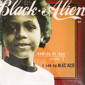 LP Black ALien Babylon Gus Vol.1