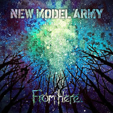 CD NEW MODEL ARMY - FROM HERE (2019) NOVO/LACRADO