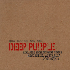 CD DEEP PURPLE - LIVE IN NEWCASTLE 2001 (2019) CD DUPLO NOVO/LACRADO