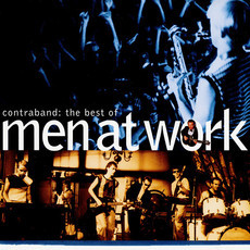 CD MEN AT WORK - CONTRABAND: THE BEST OF MEN AT WORK (USADO)