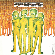 CD CONCRETTENESS - NUMBERUM  (CD USADO)