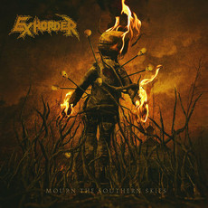 CD EXHORDER – MOURN THE SOUTHERN SKIES (2019) NOVO/LACRADO