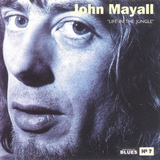 CD JOHN MAYALL - LIFE IN THE JUNGLE   (CD USADO)