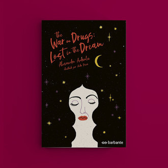 LIVRO THE WAR ON DRUGS - LOST IN THE DREAM (FRETE GRÁTIS)