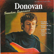 CD DONOVAN - SUNSHINE SUPERMAN   (CD USADO)