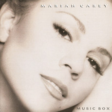 CD MARIAH CAREY ‎– MUSIC BOX (USADO) IMP