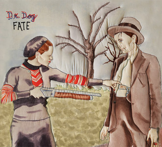 CD DR. DOG - FATE  (CD IMP, USADO)
