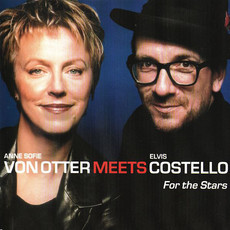 CD ANNE SOFIE MEETS ELVIS COSTELLO - FOR THE STARS    (CD USADO)