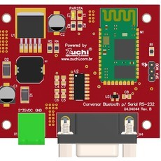 PLACA CONVERSOR BLUETOOTH P/ SERIAL RS-232 DCE OU DTE
