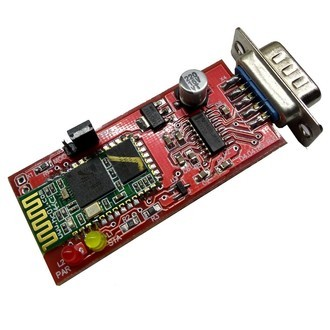 CONVERSOR BLUETOOTH SERIAL P/ MEGASQUIRT I II III e MINI-MS