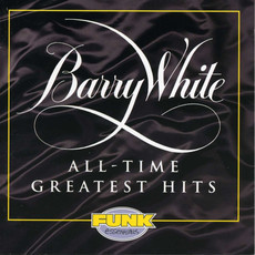 CD BARRY WHITE - ALL-TIME GREATEST HITS (CD USADO)