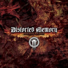 CD DISTORTED MEMORY ‎– BURNING HEAVEN (NOVO) IMP