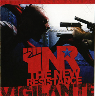 CD VIGILANTE - THE NEW RESISTANCE - SPECIAL GERMAN EDITION (IMP/NOVO)