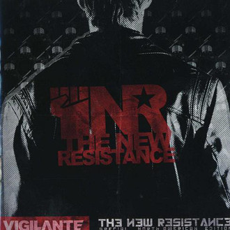 CD VIGILANTE - THE NEW RESISTANCE -  NORTH AMERICAN ED. (IMP/NOVO)
