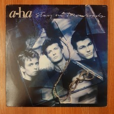 LP A-HA - STAY ON THESE ROADS (1988) USADO EX