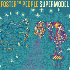 CD FOSTER THE PEOPLE - SUPERMODEL (NOVO/LACRADO)
