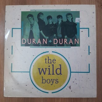 LP DURAN DURAN - THE WILD BOYS (1984) IMPORTADO (VG)