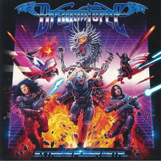 CD DRAGONFORCE - EXTREME POWER METAL (2019) NOVO/LACRADO