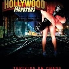 CD HOLLYWOOD MONSTERS - THRIVING ON CHAOS (2019) NOVO/LACRADO
