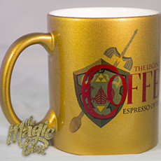 Caneca The Legend of Coffee: Espresso of Time