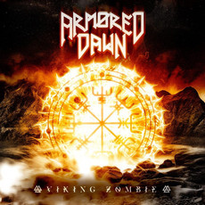 CD ARMORED DAWN – VIKING ZOMBIE (2019) NOVO/LACRADO