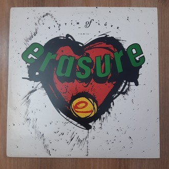 LP ERASURE - VICTIM OF LOVE (1987) IMPORTADO (NM)