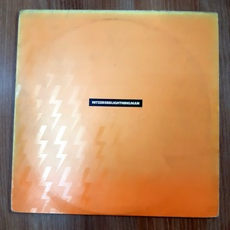 LP NITZER EBB - LIGHTNING MAN (1990) IMPORTADO (NM)