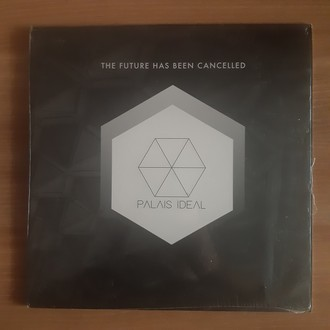 LP PALAIS IDEAL - THE FUTURE HAS BEEN CANCELLED (2017) IMPORTADO (NM)
