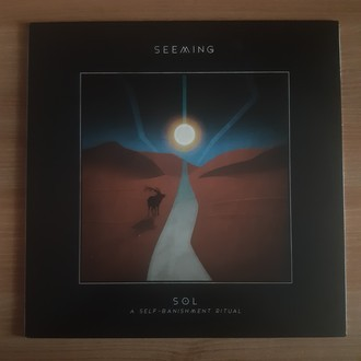 LP SEEMING - SOL: A SELF​-​BANISHMENT RITUAL (2017) IMPORTADO (NM)