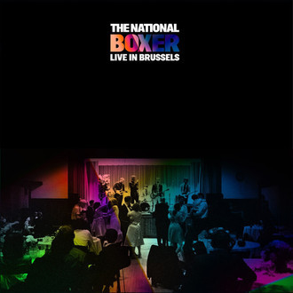 CD THE NATIONAL - BOXER LIVE IN BRUSSELS (2018) NOVO/LACRADO
