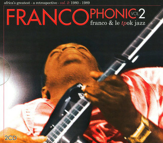 CD FRANCO & LE TPOK JAZZ - FRANCOPHONIC VOL. 2 (2009) NOVO/LAC IMP