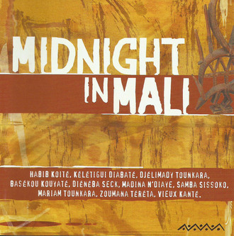 CD VÁRIOS - MIDNIGHT IN MALI (2006) NOVO/LACRADO IMP
