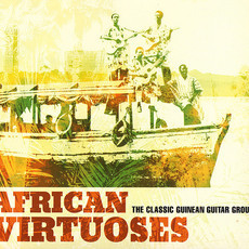 CD AFRICAN VIRTUOSES - THE CLASSIC GUINEAN GUITAR (2007) NOVO/LAC IMP