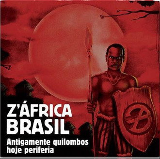 LP Záfrica Brasil Antigamente Quilombos...