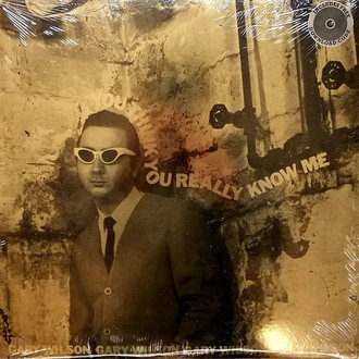 LP  GARY WILSON - YOU THINK YOU REALLY KNOW ME   (NOVO/LACRADO)
