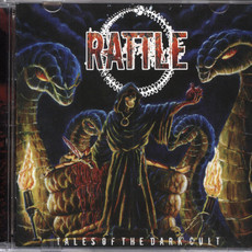 CD RATTLE - TALES OF DARK CULT  (NOVO/LACRADO)
